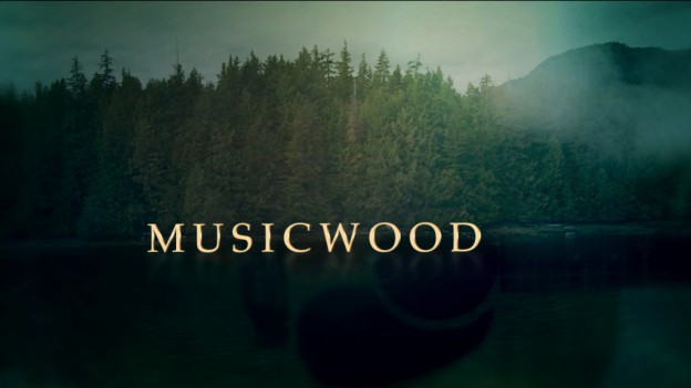 Musicwood Title Card