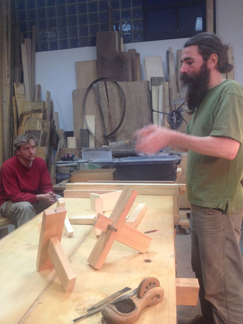 Nyc Woodworkers Guild A Brooklyn Based Community For Woodworkers Of All Levels